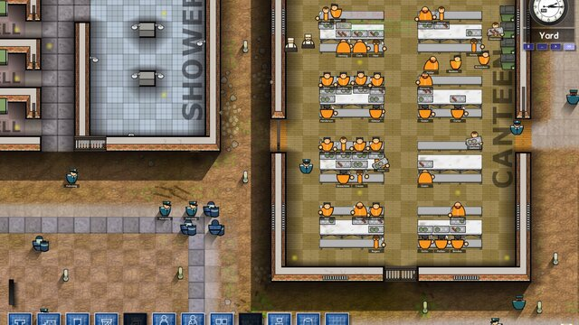 Prison Architect: Aficionado