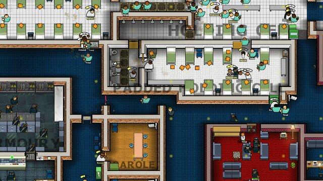 Prison Architect - Psych Ward: Warden's Edition