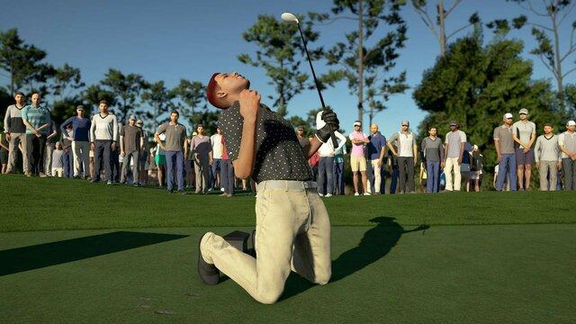 PGA TOUR 2K21 - Deluxe Edition