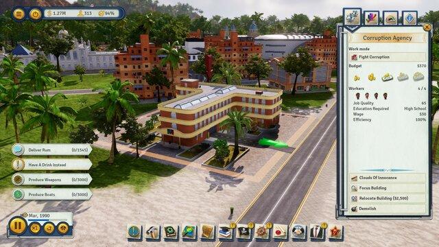 Tropico 6 - Lobbyistico