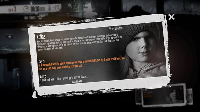 This War of Mine - The Little Ones