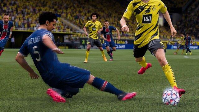 FIFA 21 - Legacy Edition