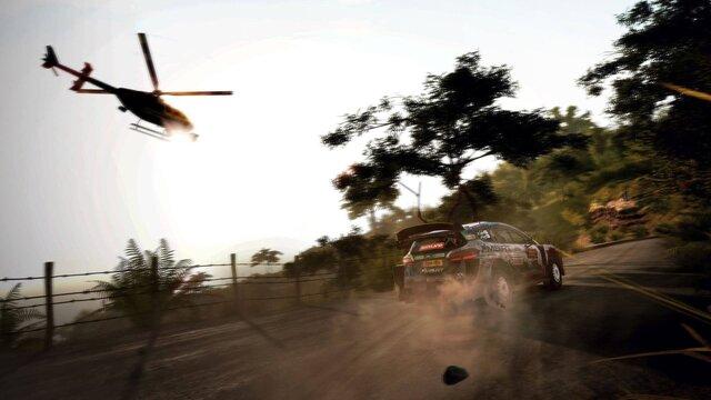 WRC 9: FIA World Rally Championship