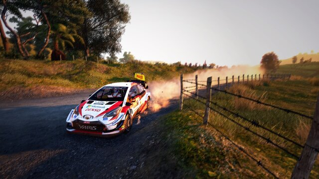WRC 9: FIA World Rally Championship - Deluxe Edition