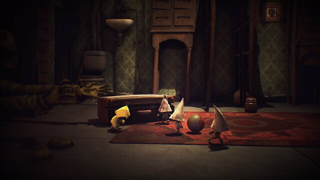 Little Nightmares - Secrets of The Maw Expansion Pass