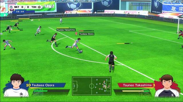 Captain Tsubasa: Rise of New Champions - Character Pass