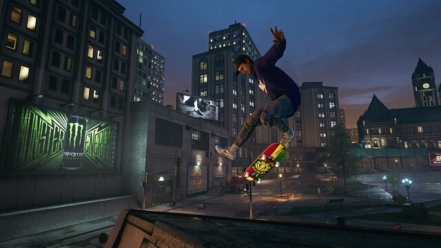 Tony Hawk's Pro Skater 1 + 2 - Deluxe Edition