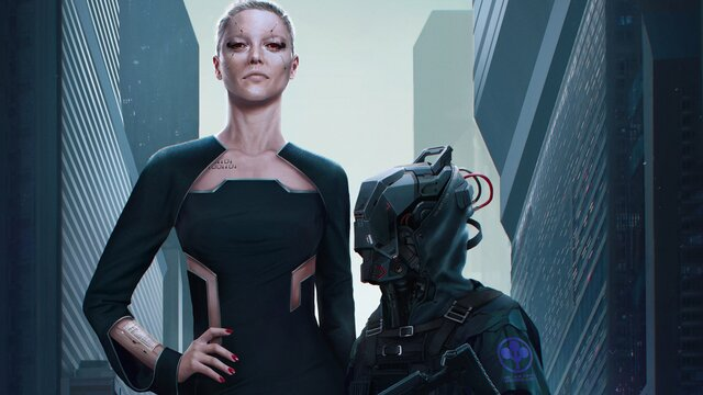 Cyberpunk 2077 - Steelbook + ComicBook Edition