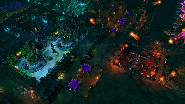 Dungeons III - A Multitude of Maps