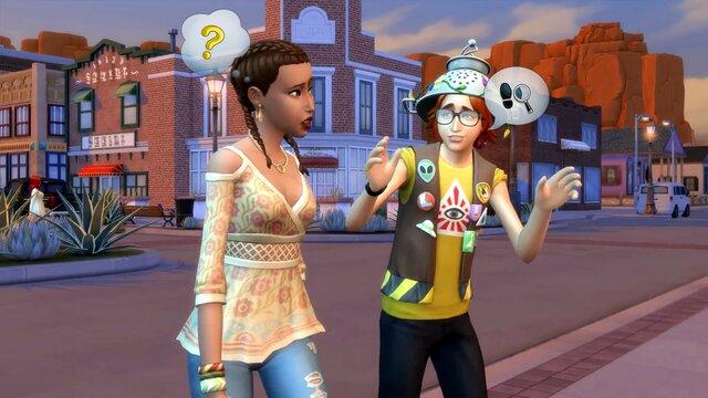 The Sims 4 - StrangerVille