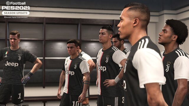 eFootball PES 2021: Season Update - Juventus Edition