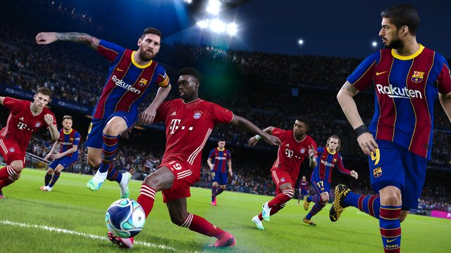 eFootball PES 2021: Season Update - FC Barcelona Edition