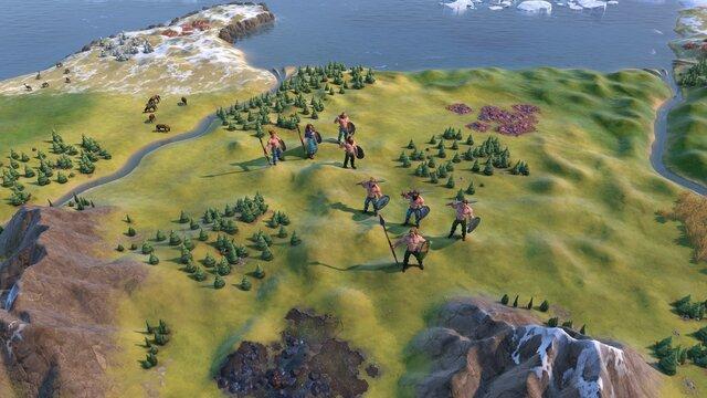 Sid Meier's Civilization VI - Byzantium & Gaul Pack