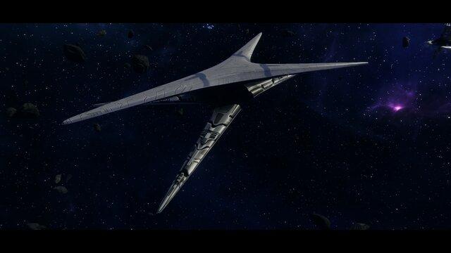 Battlestar Galactica Deadlock: Modern Ships Pack