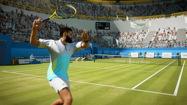 Tennis World Tour 2 - Ace Edition