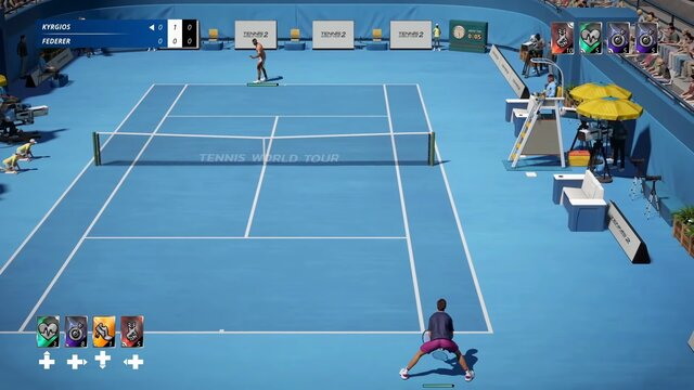 Tennis World Tour 2 - Legends Pack