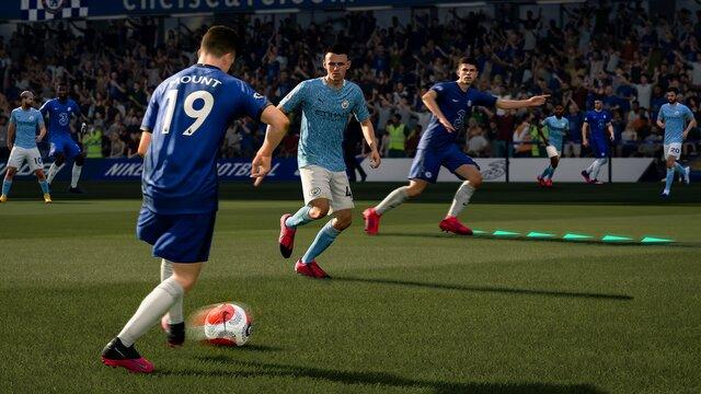 FIFA 21 Ultimate Team - 500 очков FIFA Points