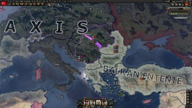 Hearts of Iron IV: Battle for the Bosporus
