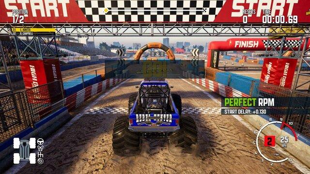 Monster Truck Championship: Rebel Hunter Pack