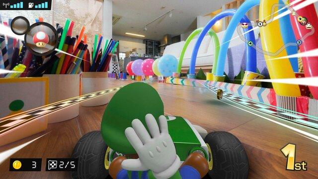 Mario Kart Live: Home Circuit - Набор Luigi