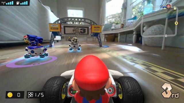 Mario Kart Live: Home Circuit - Набор Mario