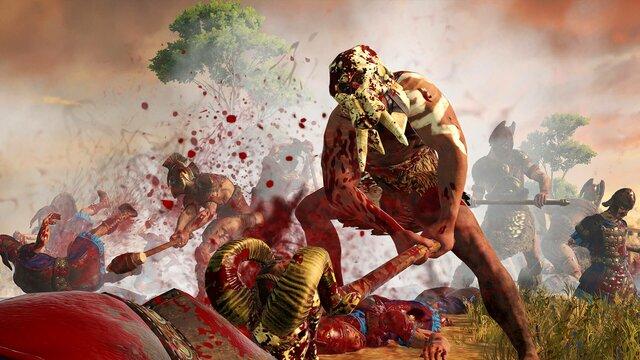 Total War Saga: Troy – Blood & Glory