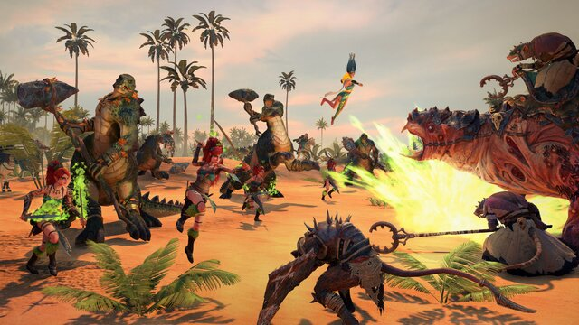 Total War: Warhammer II - The Twisted & The Twilight