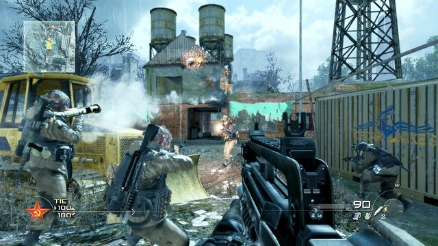 Call of Duty: Modern Warfare 2 - Stimulus Package