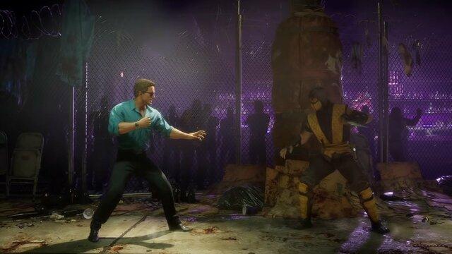 Mortal Kombat 11: Klassic MK Movie Skin Pack