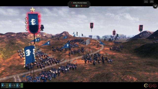 Oriental Empires: Genghis