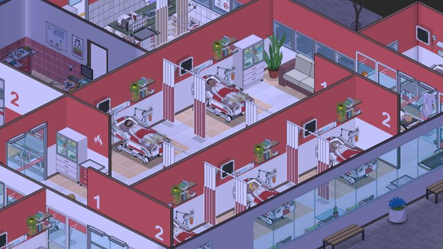 Project Hospital - Traumatology Department