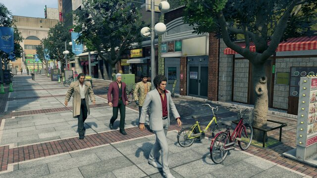 Yakuza: Like a Dragon - Ultimate Costume Set