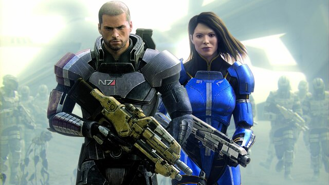 Mass Effect - Legendary Edition