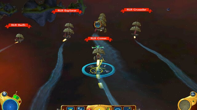 Disney's Treasure Planet: Battle of Procyon