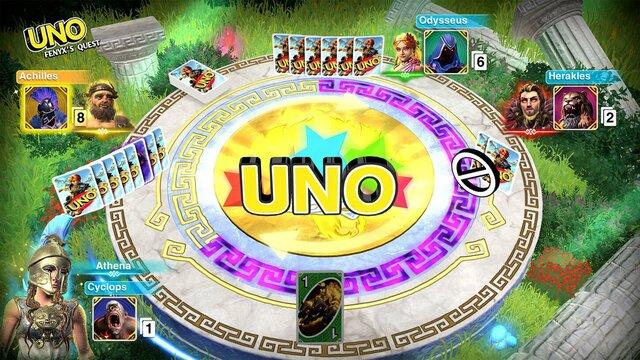 UNO - Fenyx Quest