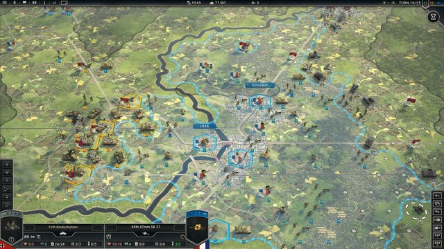 Panzer Corps 2: Axis Operations - 1940