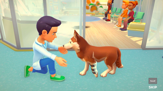 My Universe - Pet Clinic Cats & Dogs