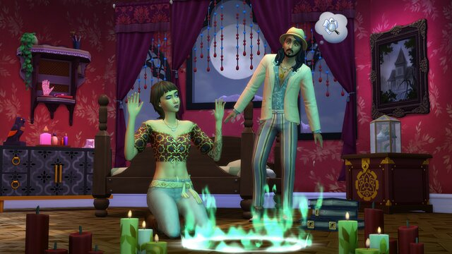 The Sims 4 - Paranormal Stuff Pack