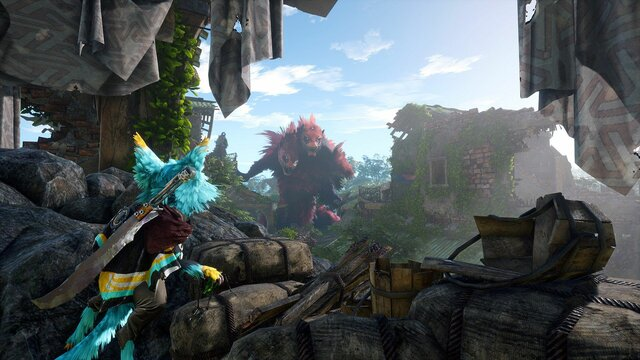 Biomutant - Collector's Edition