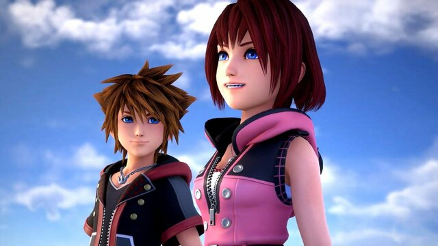 Kingdom Hearts III + Re Mind