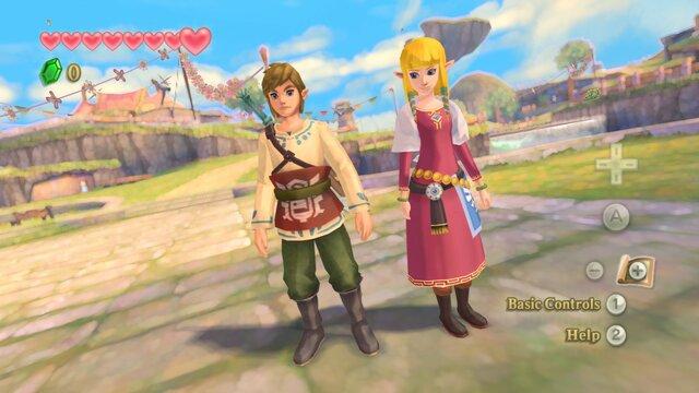 The Legend of Zelda - Skyward Sword HD