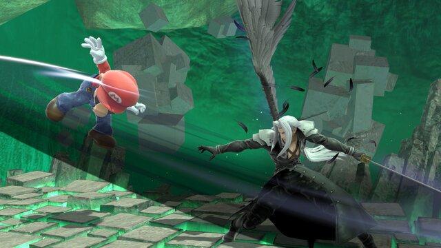 Super Smash Bros. Ultimate - Sephiroth