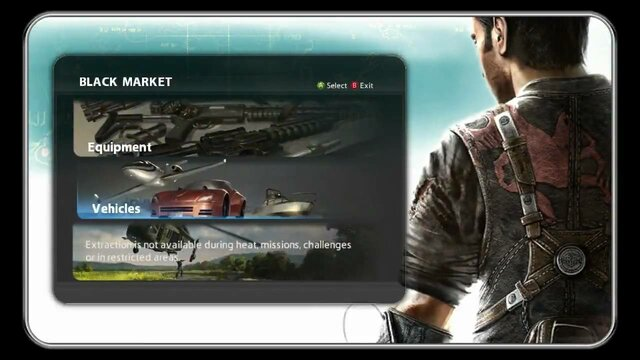 Just Cause 2 - Black Market Boom Pack