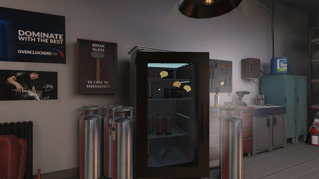 PC Building Simulator - Overclockers UK Workshop