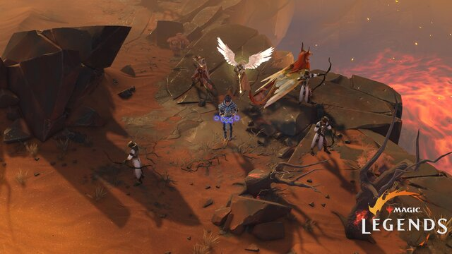Magic: Legends - Planeswalker Bundle