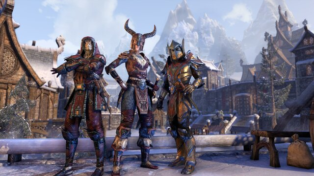 The Elder Scrolls Online - Crown Packs