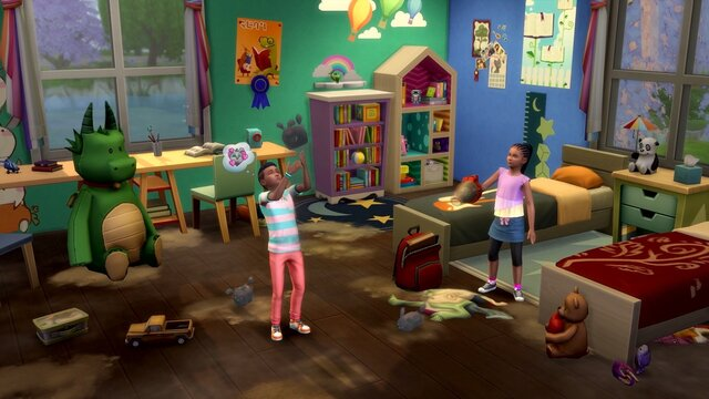 The Sims 4: Bust the Dust Kit