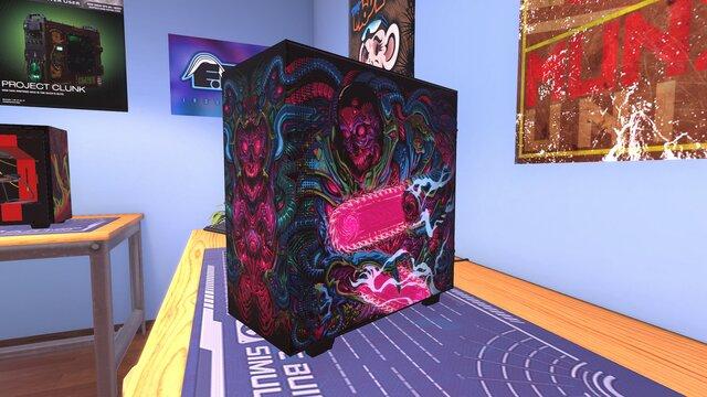 PC Building Simulator - Overclocked Edition Content