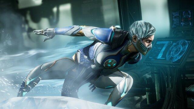 Mortal Kombat 11 - Frost