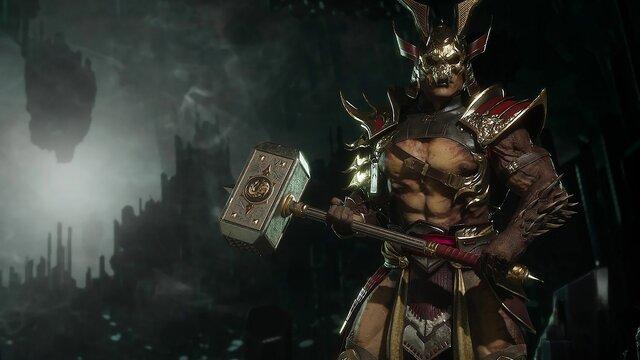 Mortal Kombat 11 - Shao Kahn